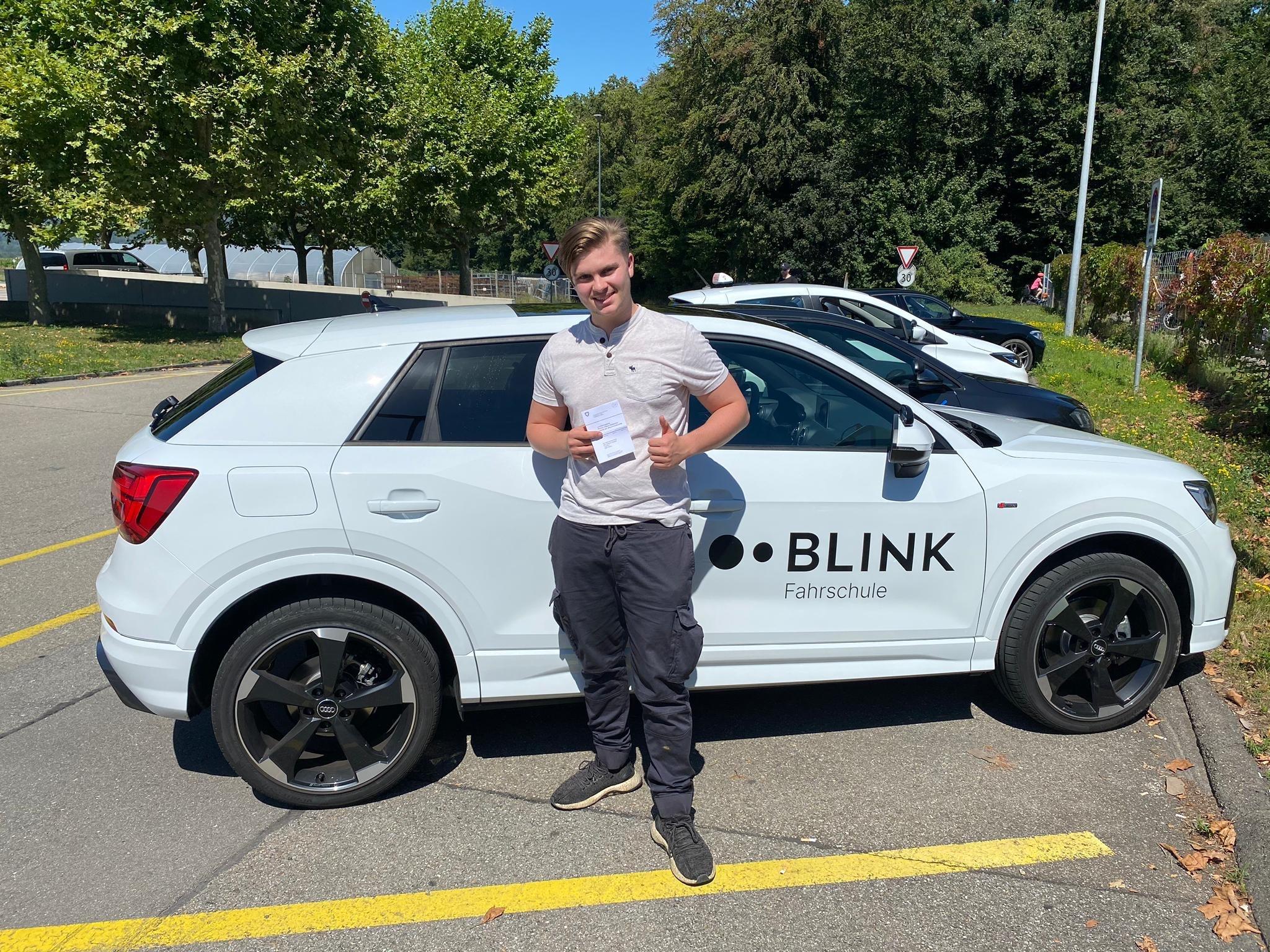 BLINK Fahrschule Aarau   Auto Fahrstunden, Motorrad Grundkurse, VKU