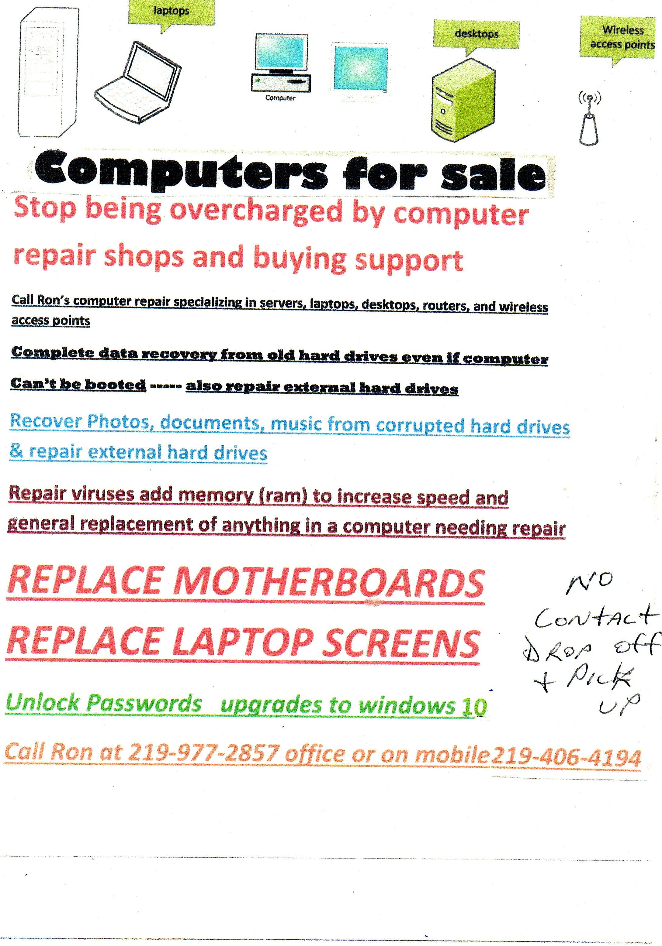 Ron's Computer Repair