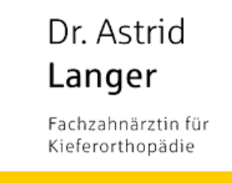Bild zu Dr. Astrid Langer - Kieferorthopädie in Ulm an der Donau