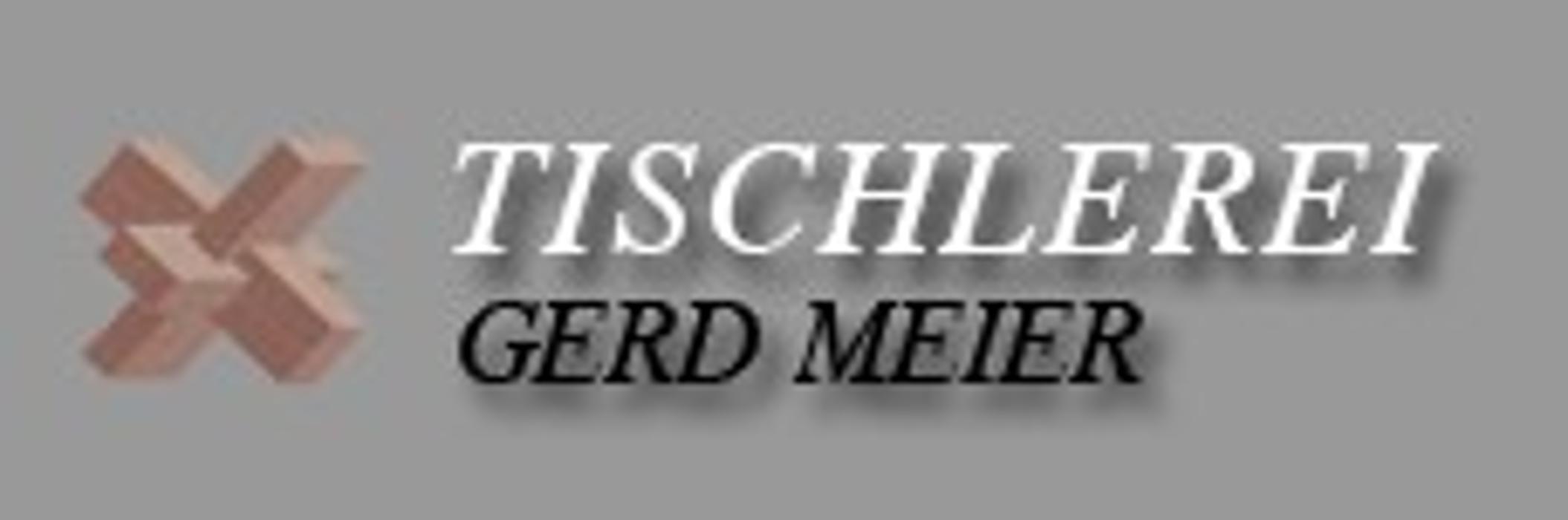 Bild zu Tischlerei Gerd Meier in Elsdorf im Rheinland