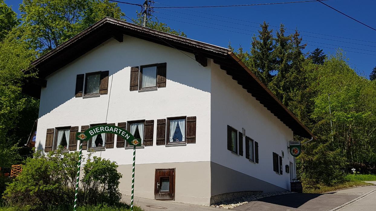 Bild zu Gasthaus Schützenhaus Burggen Tannenberg in Burggen
