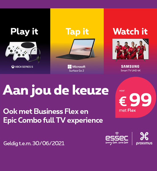 Proximus Shop Paal
