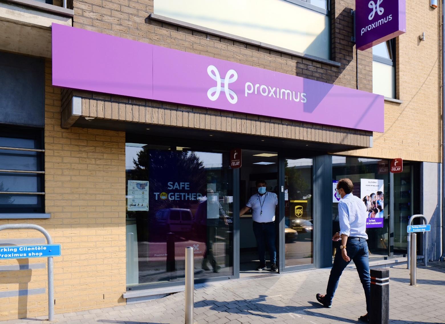 Proximus Shop Houdeng-Aimeries