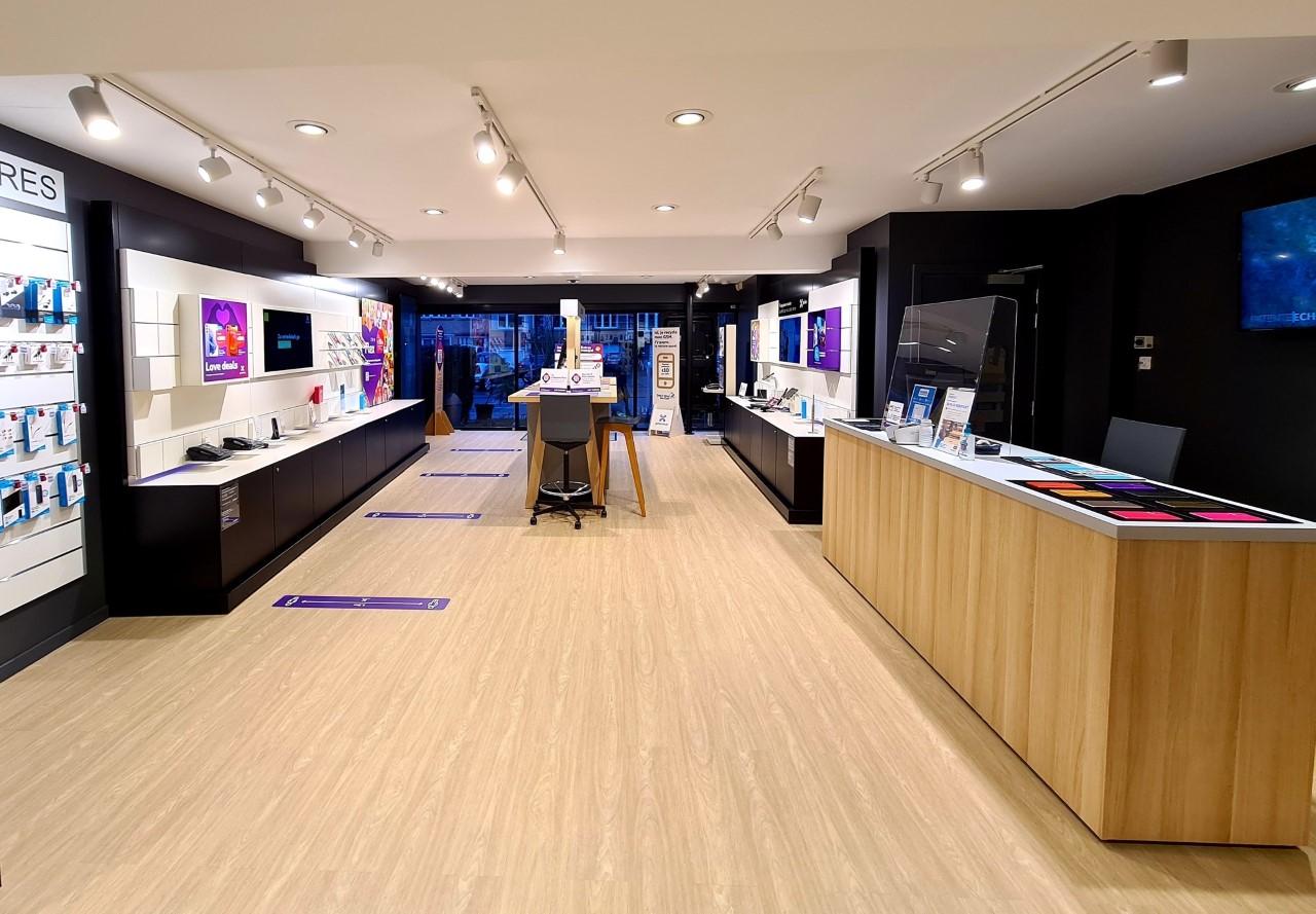 Proximus Shop Woluwe Stockel