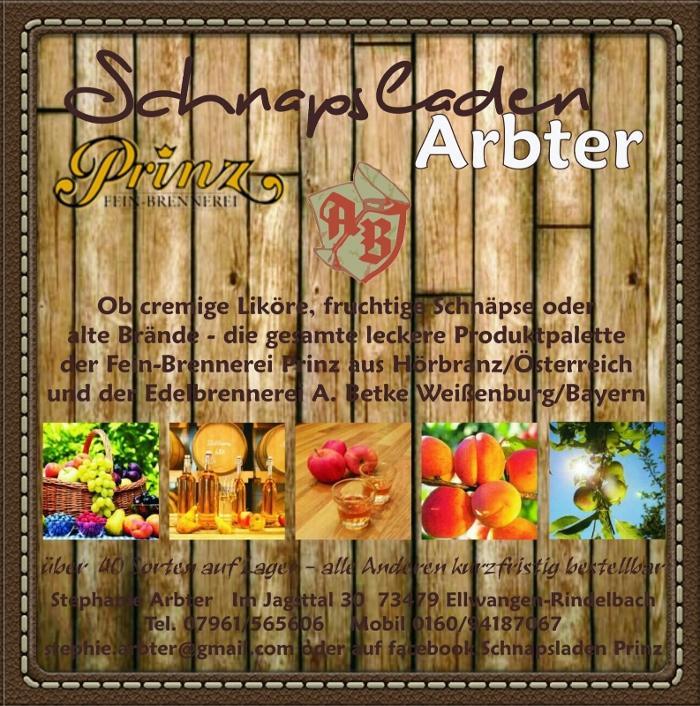 Bild zu Schnapsladen Arbter in Ellwangen Jagst