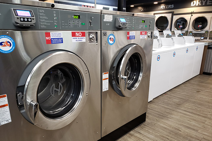 Austin Bluffs Laundry