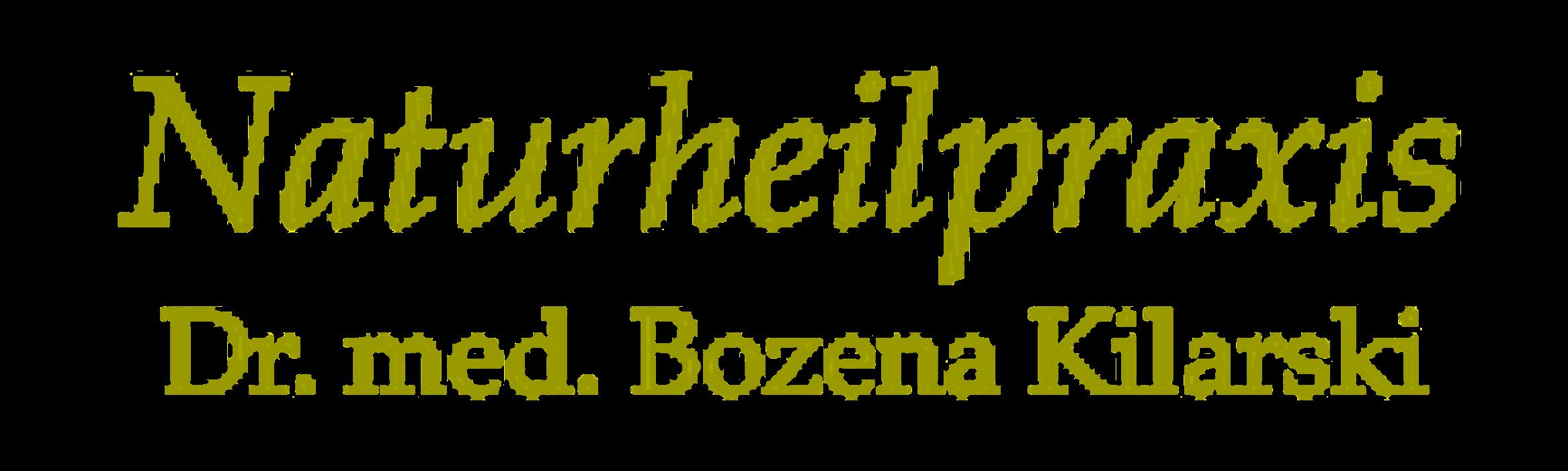 Bild zu Privat Praxis Dr. med. Bozena Kilarski Ärztin für Anästhesiologie & Naturheilkunde in Rheine