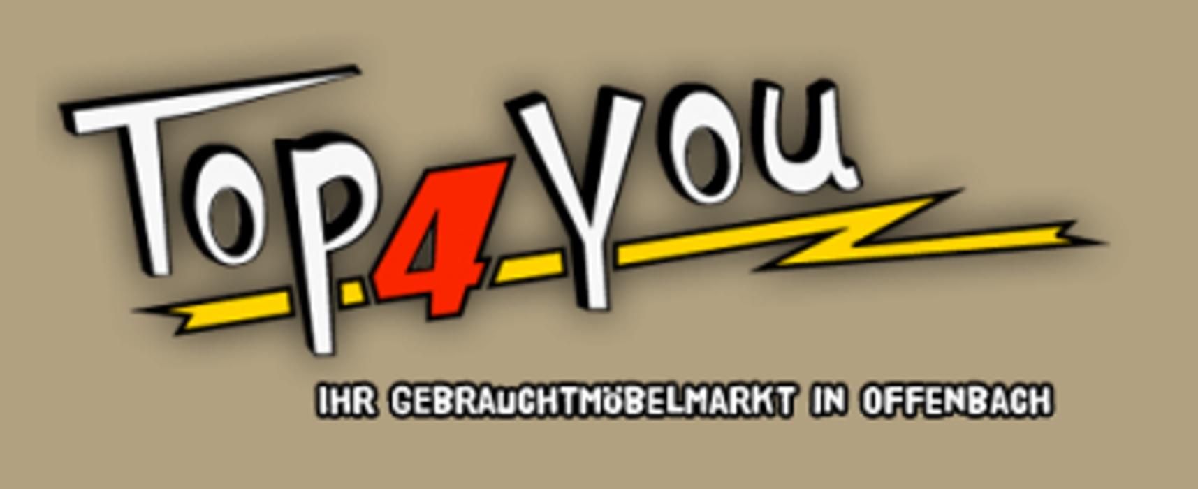 Bild zu Top4You - Der Gebrauchtmöbelmarkt in Offenbach am Main
