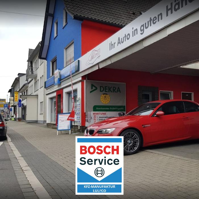 Bild zu Bosch Car Service Kfz-Manufaktur Luli'co in Engelskirchen