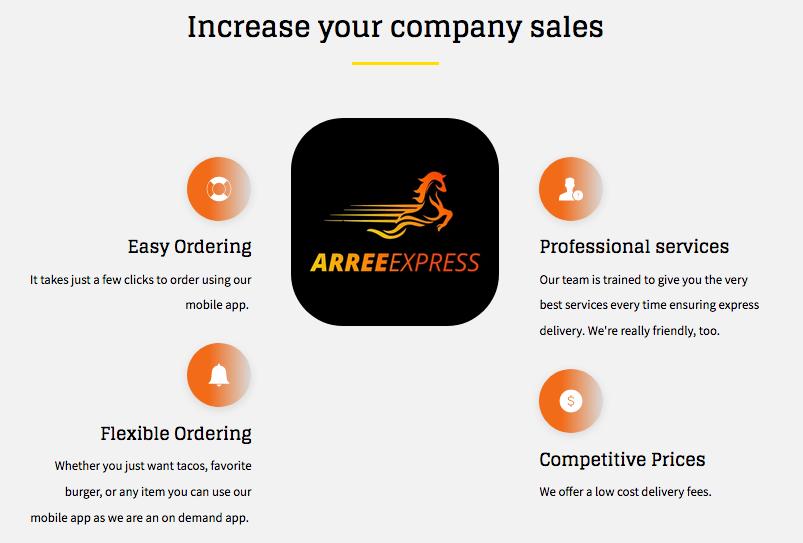 Arree Express