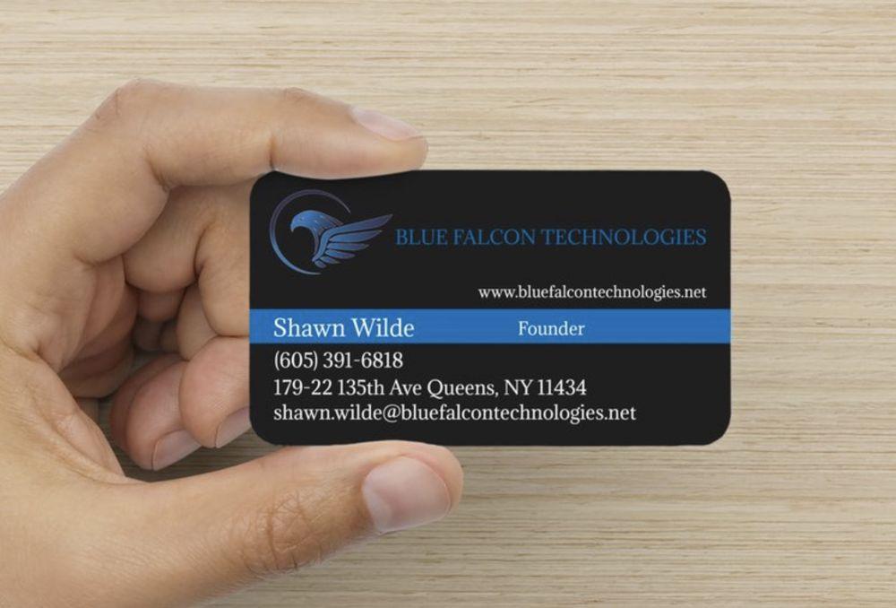 Blue Falcon Technologies, LLC