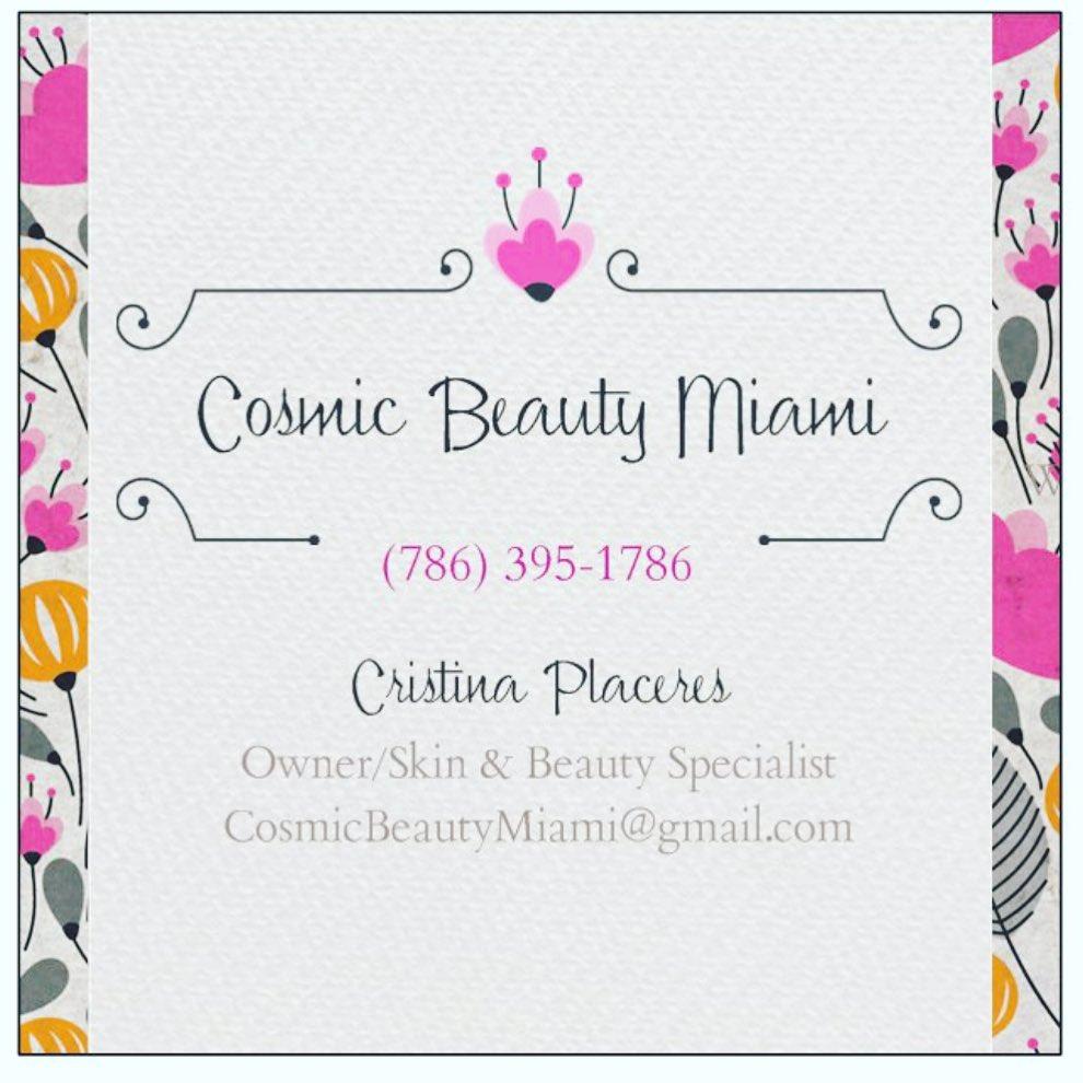 Cosmic Beauty Miami