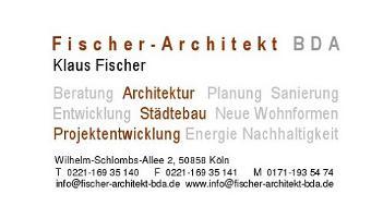 Fischer-Architekt BDA