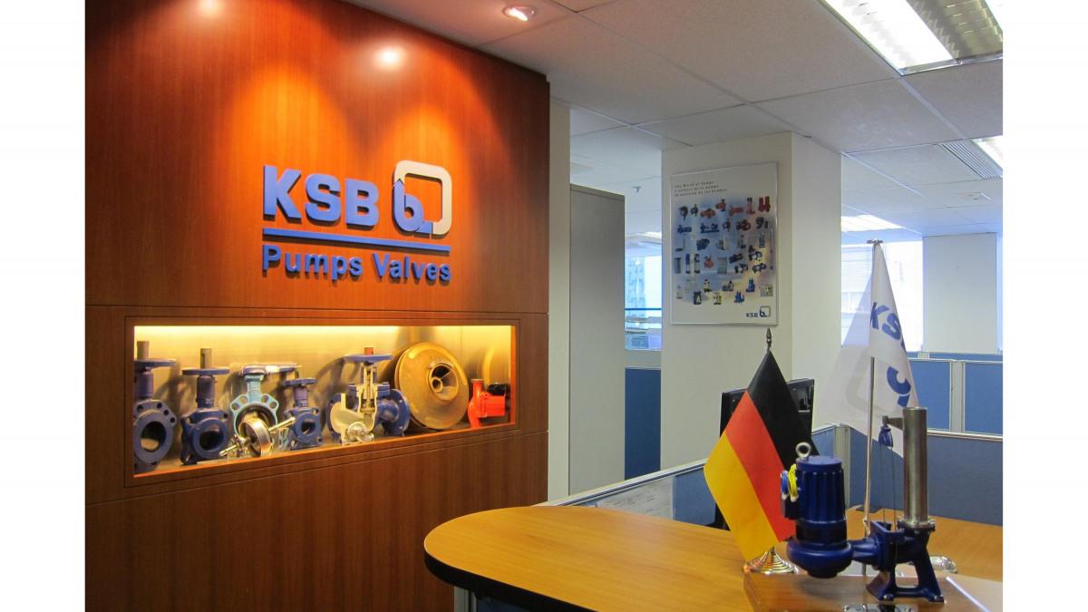 KSB Limited (HongKong)Unit 1801-02, 18/F, The Phoenix