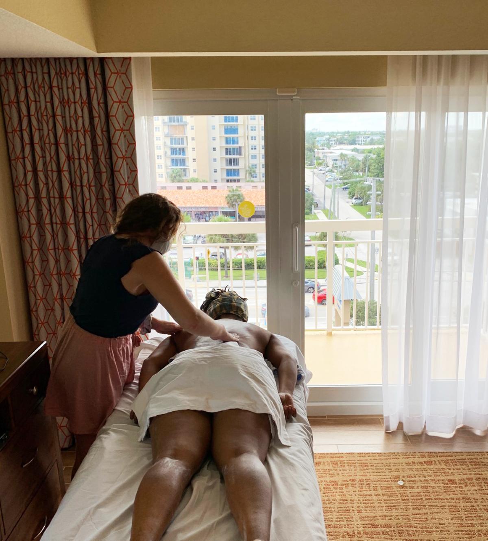 Paula Professional Massage Therapist