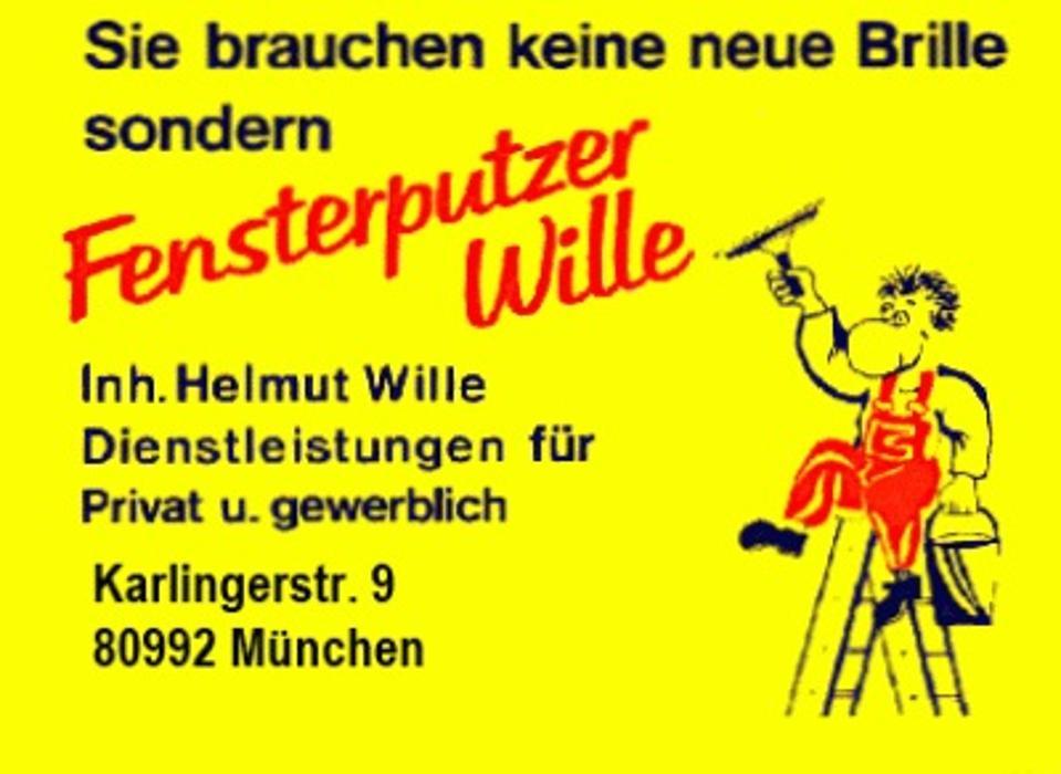 Bild zu Fensterputzer Wille in München
