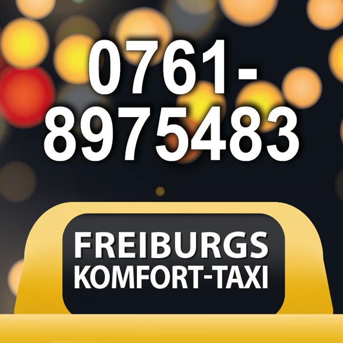 Bild zu Freiburgs Komfort Taxi in Freiburg im Breisgau