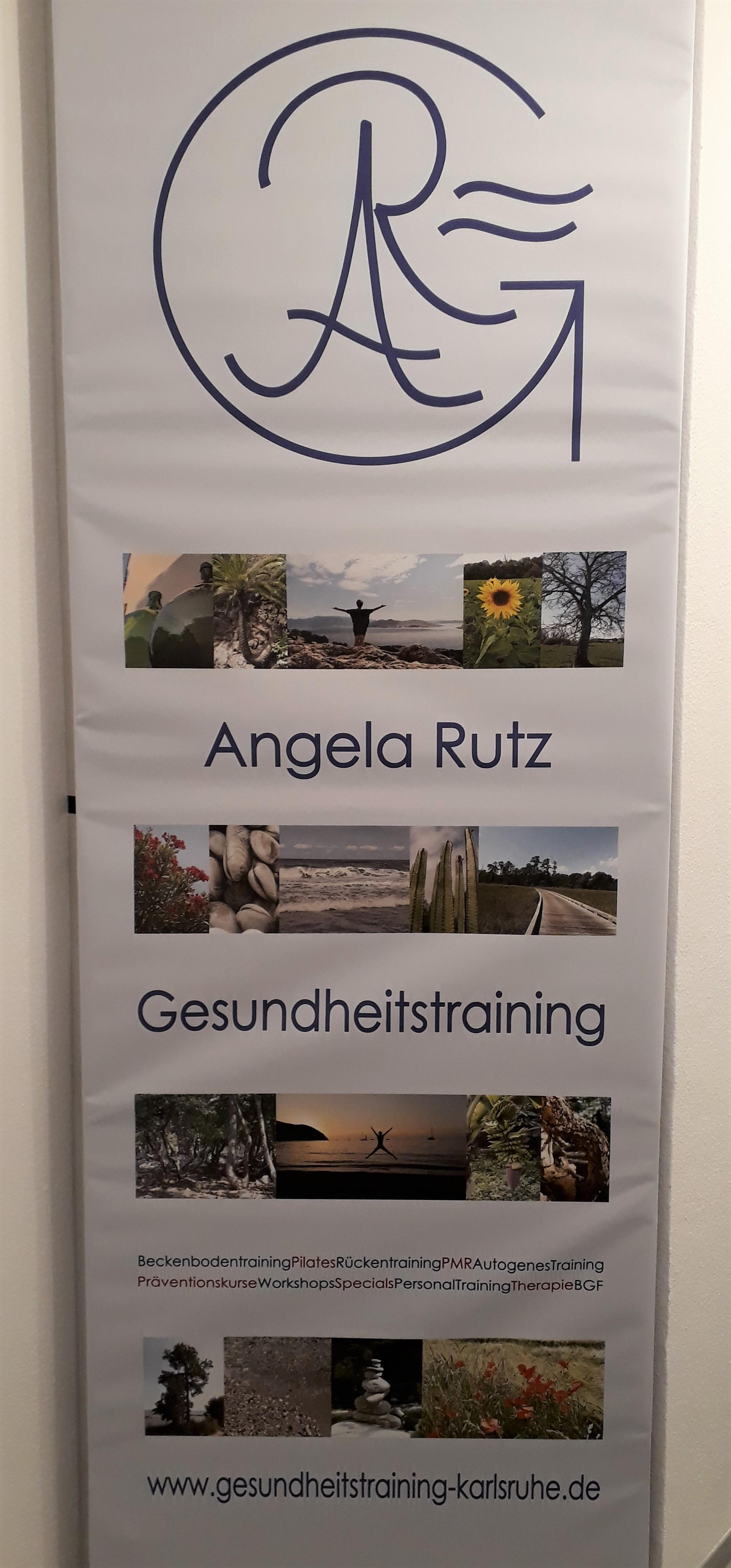 Angela Rutz - Gesundheitstraining Karlsruhe