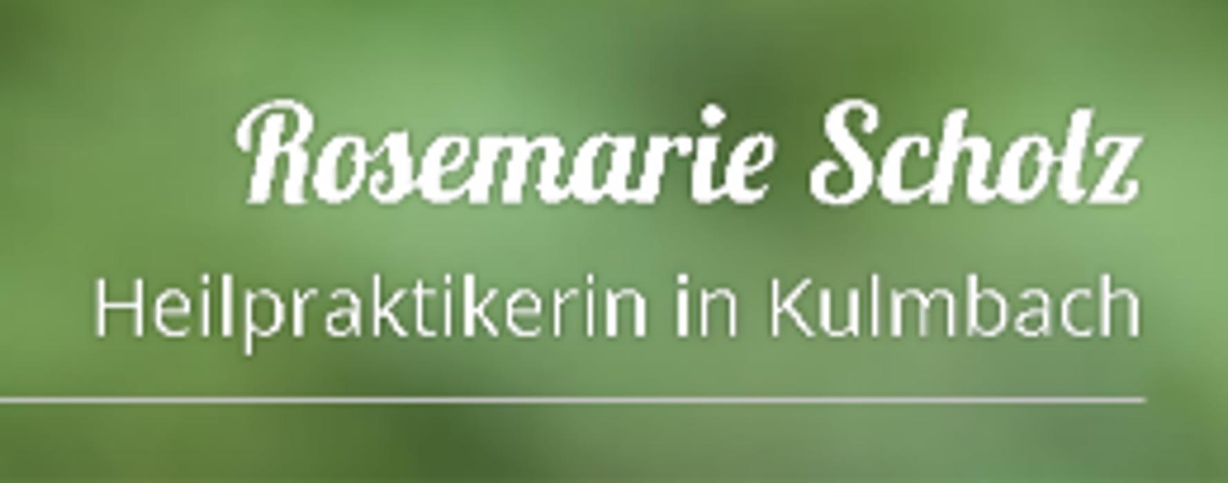 Bild zu Rosemarie Scholz Naturheilpraxis in Kulmbach