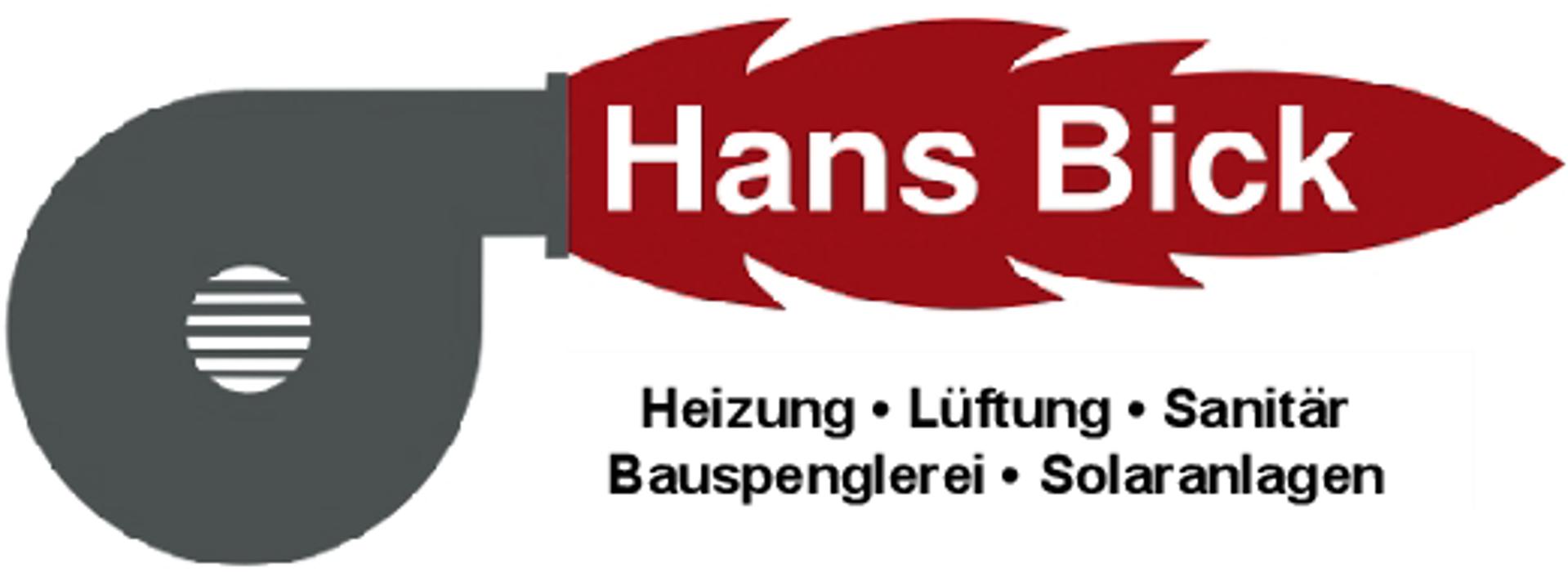 Bild zu Hans Bick in Gerzen