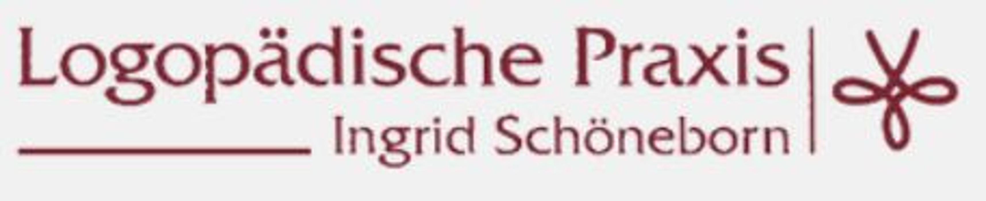 Bild zu Logopädische Praxis Ingrid Schöneborn in Lübeck