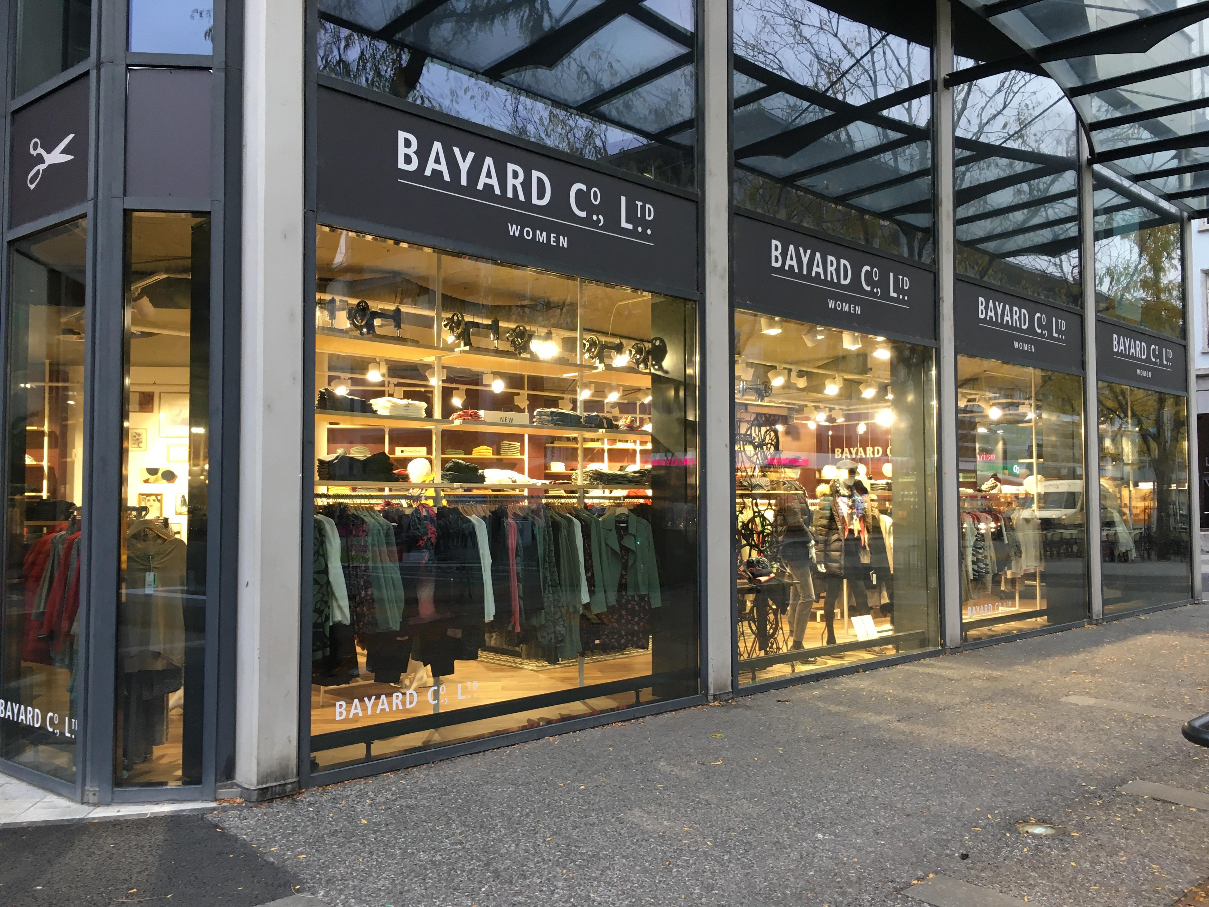 BAYARD CO LTD WOMEN