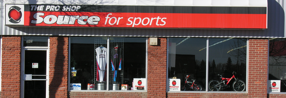 Pro Shop Source For Sports