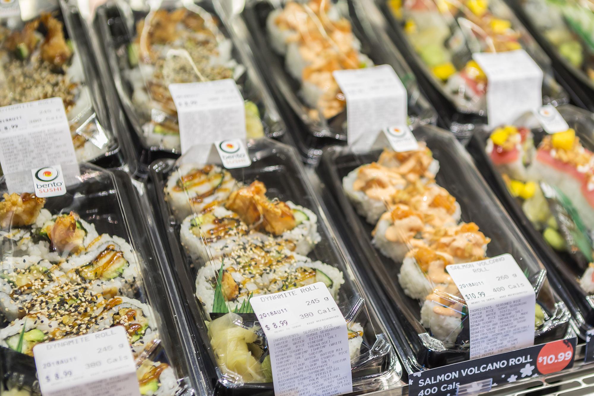 Image 2 | Bento Sushi