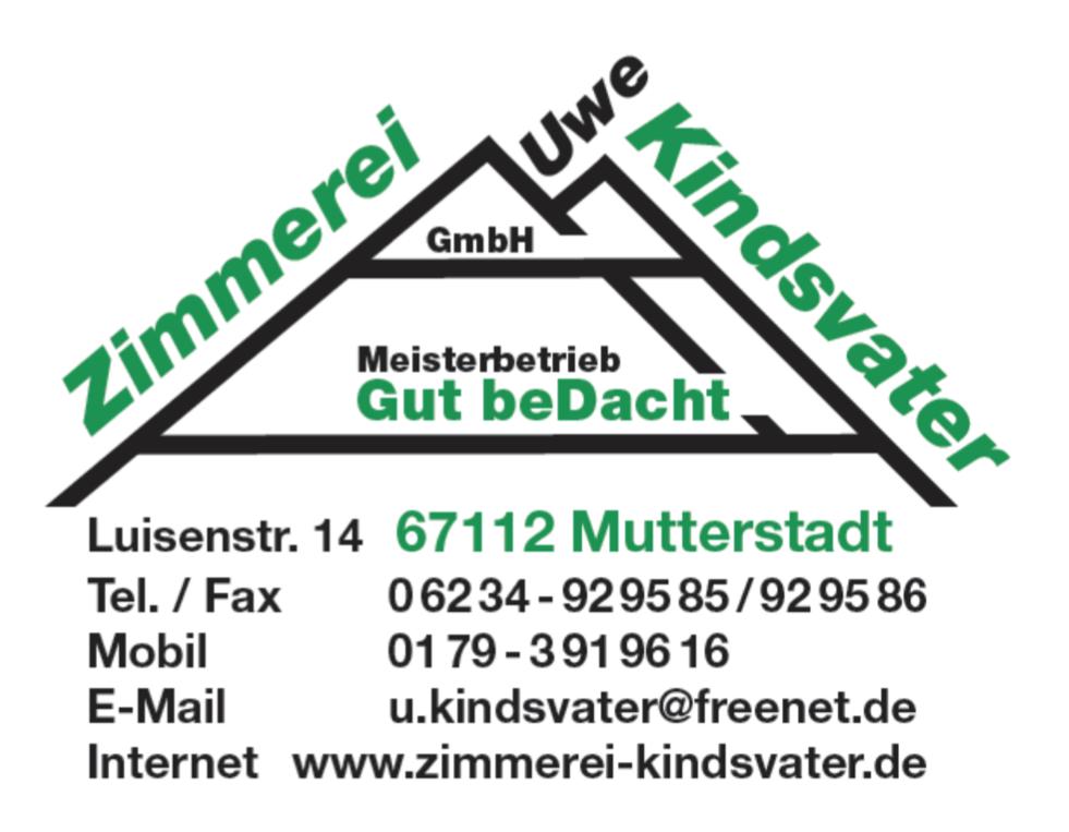 Zimmerei Uwe Kindsvater GmbH