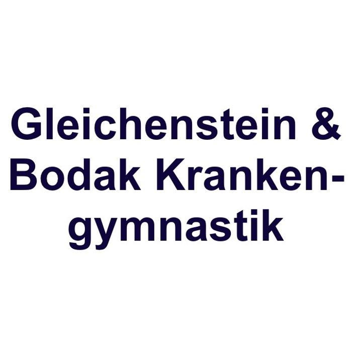 Bild zu Gleichenstein & Bodak Krankengymnastik in Kirchheimbolanden