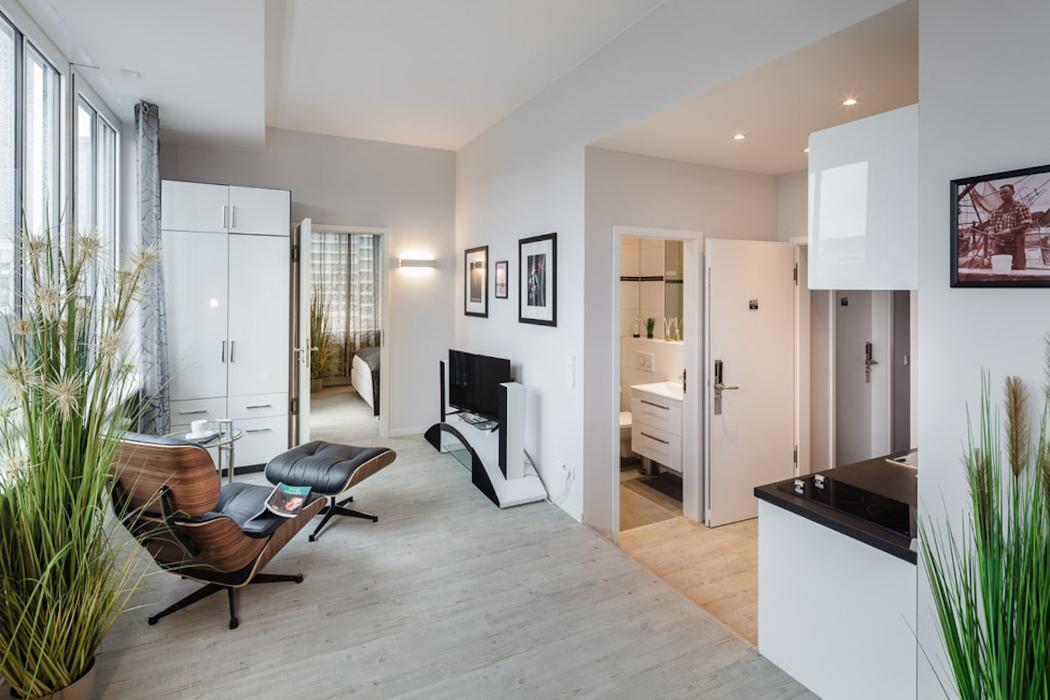 abclocal - discover about numa | Blau Apartments in Frankfurt am Main