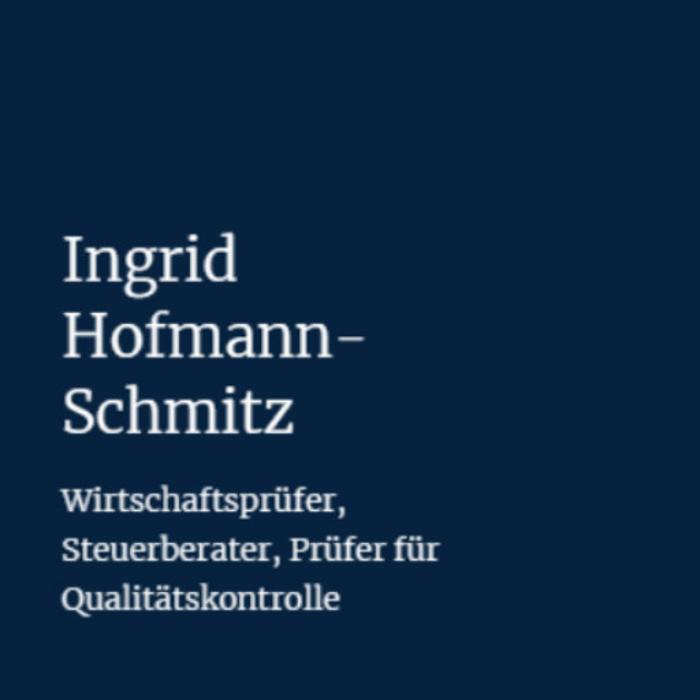 Bild zu Ingrid Hofmann-Schmitz Steuerberater Wirtschaftsprüfer in Euskirchen