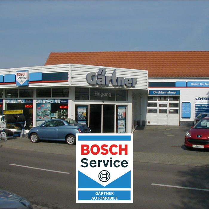 Bild zu Autohaus, Caravan und Bosch Car Service Gärtner in Kabelsketal