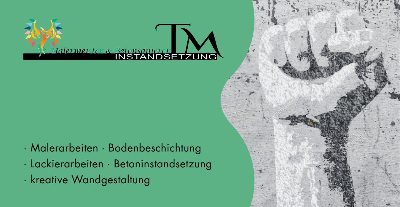 Bild zu TM-Malermeister-Betonsanierung Inh. Torsten Möbius in Starnberg