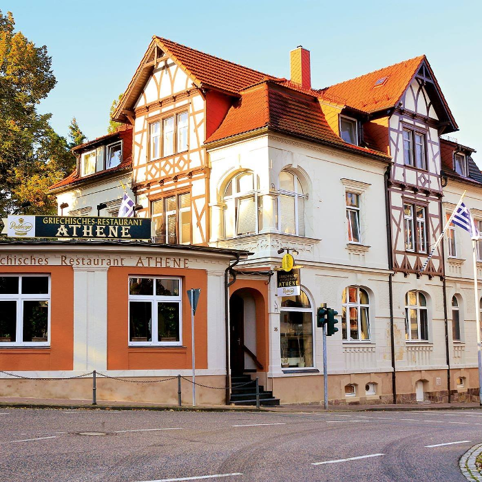 Bild zu Restaurant Athene Frankenberg in Frankenberg in Sachsen