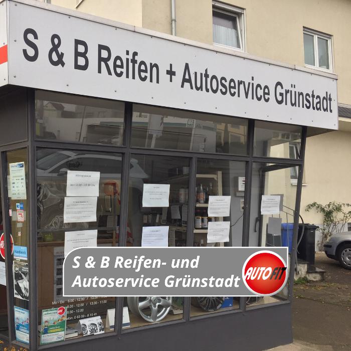 Bild zu S & B Reifen- und Autoservice Grünstadt GmbH in Grünstadt
