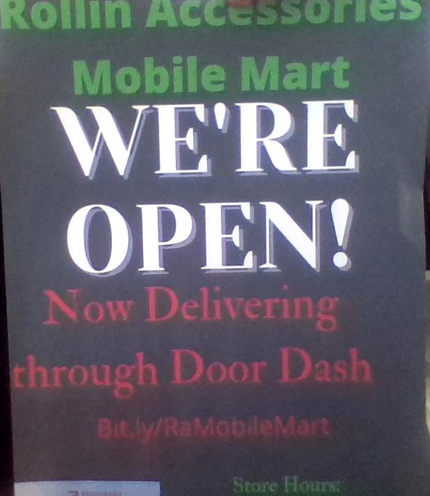 Rollin Accessories Mobile Mart
