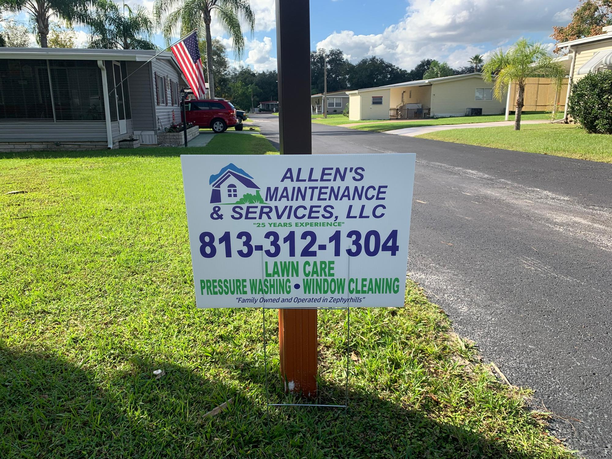 Allen's Maintenance & Services LLC