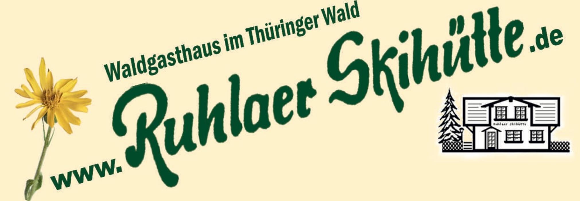 Bild zu Ruhlaer Skihütte in Waltershausen in Thüringen