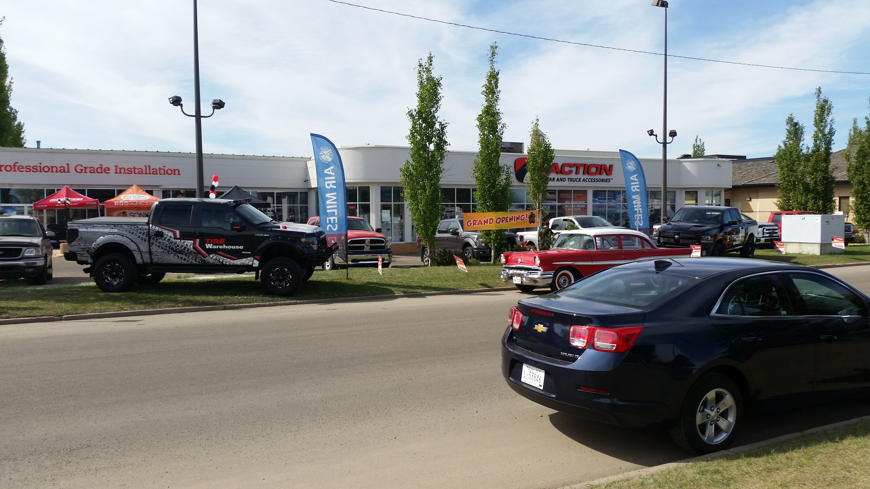 Action Car And Truck Accessories - Edmonton