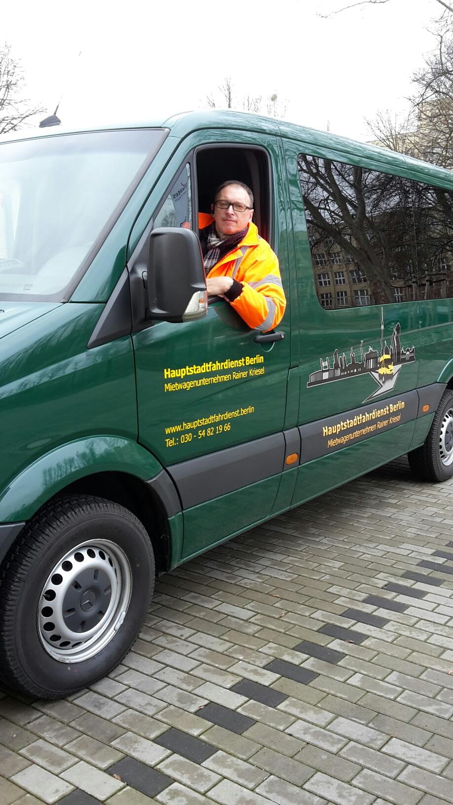 Behindertenfahrdienst Mietwagenunternehmen Rainer Kriesel - Hauptstadt Fahrdienst Berlin
