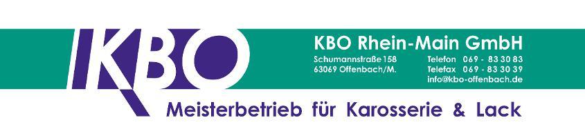 KBO Rhein-Main GmbH