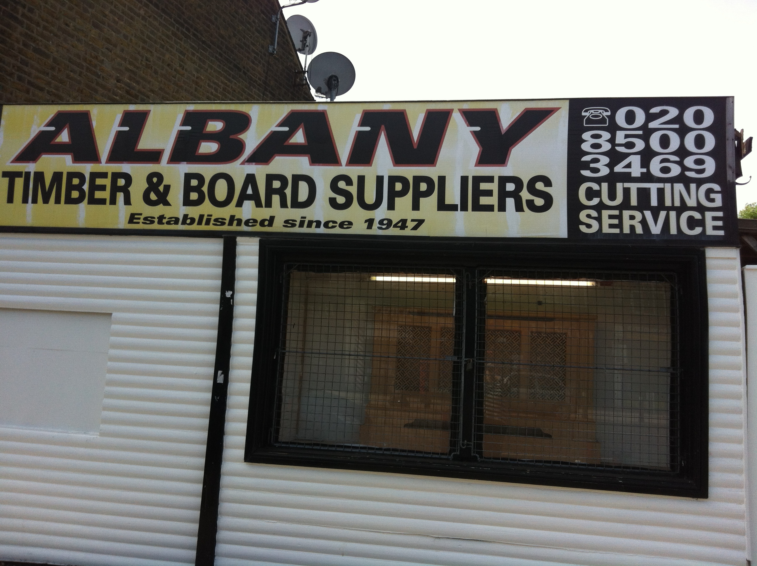 Albany Timber