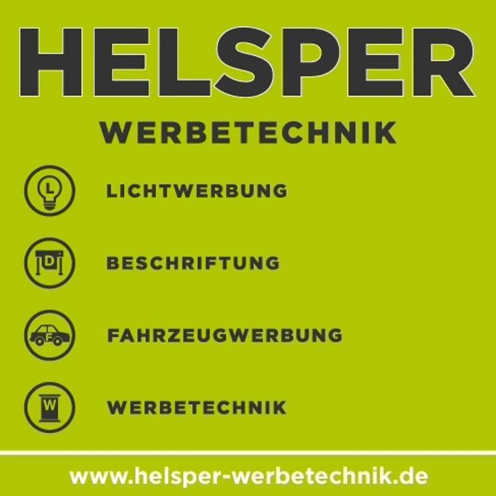 Bild zu Helsper Digitaldruck und Werbetechnik GmbH in Bielefeld
