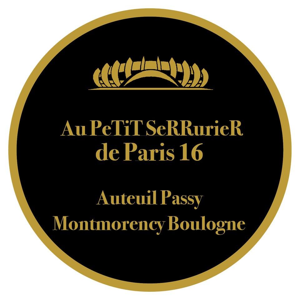 Au Petit Serrurier de Paris 16 dépannage de serrurerie, serrurier