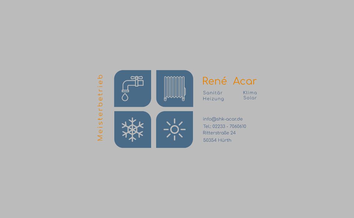 Bild zu Sanitär, Heizung und Klimatechnik Rene Acar in Hürth im Rheinland
