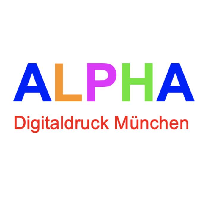 Bild zu ALPHA Digitaldruck München in München