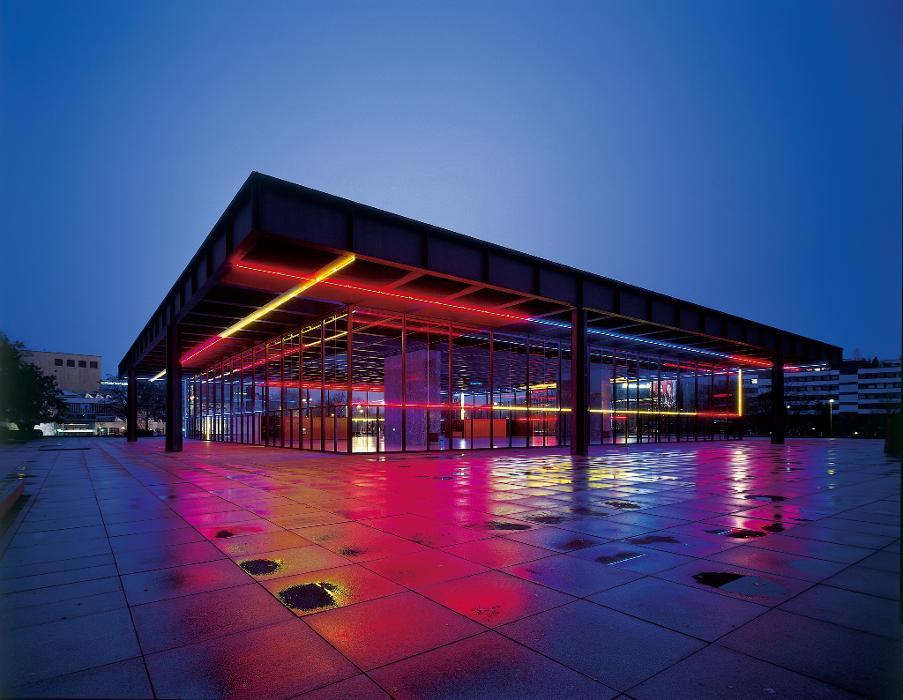 Lumax-Neon-Produktions GmbH, Palmbuschweg in Essen