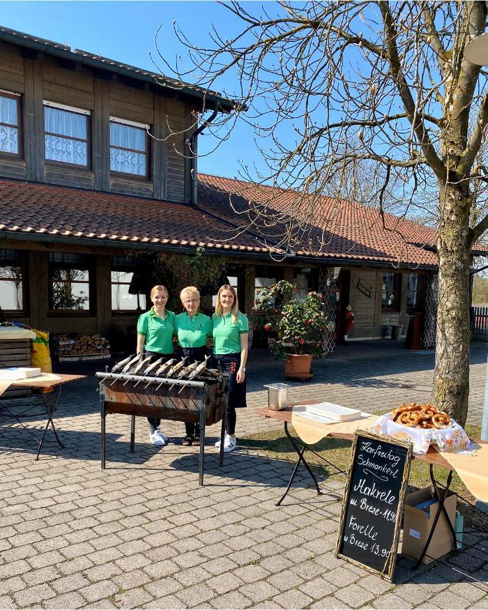 Bild zu Zum Wilderer Anzinger Forsthof in Anzing