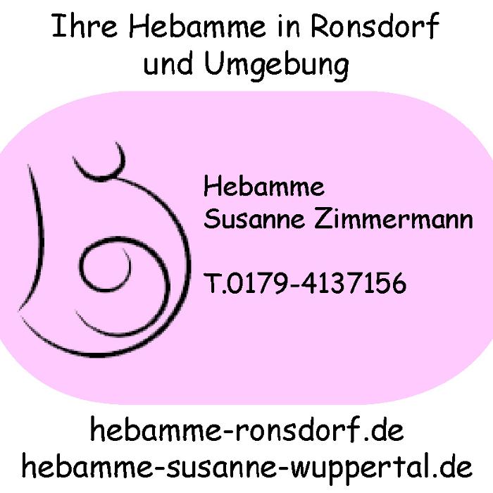 Bild zu Hebamme Ronsdorf Susanne Zimmerman in Wuppertal